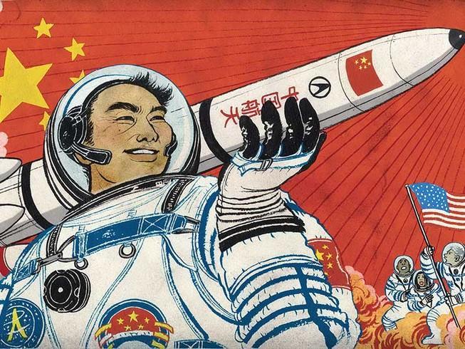 Trung Quốc nuôi mộng bá vương công nghệ vũ trụ