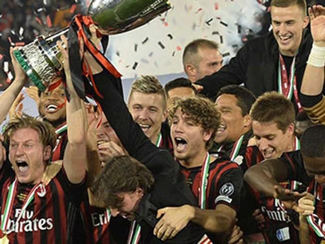 Siêu Cúp Ý: AC Milan lật đổ Juventus