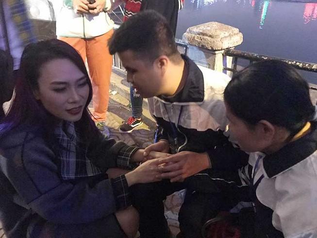 'Chị tên là Tâm, sinh ở Đà Nẵng'