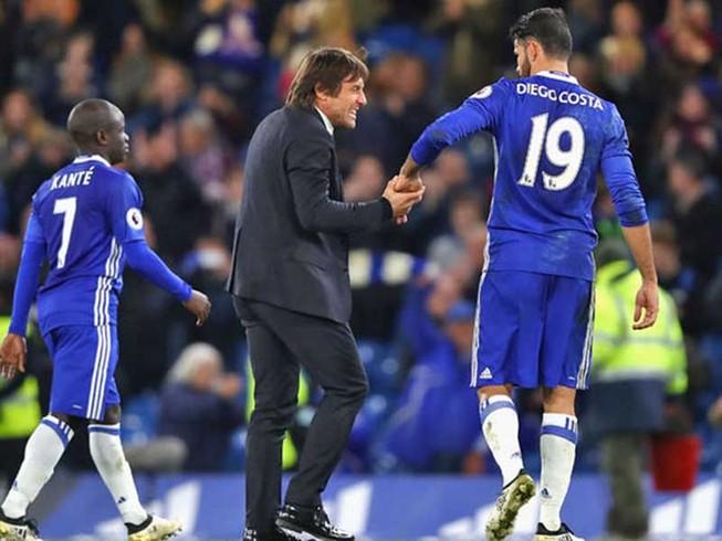 Chelsea trên đỉnh Premier League