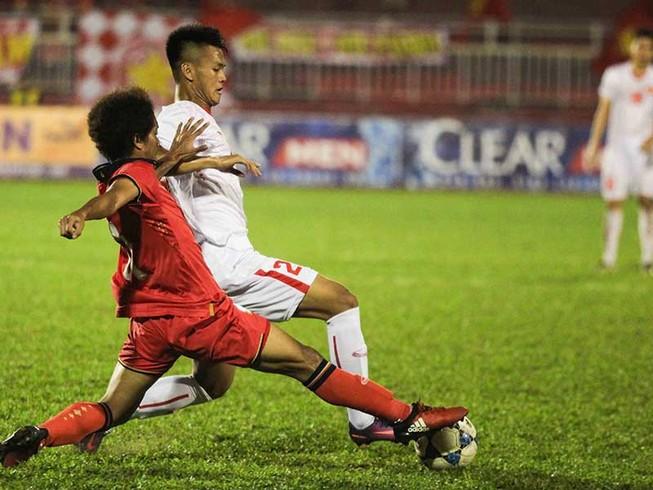 U-21 VN-U-21 Thái 1-3: Xem Thái Lan, Nhật đá chung kết
