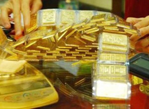 Công an tìm chủ nhân của 18 kg vàng bị bắt giữ