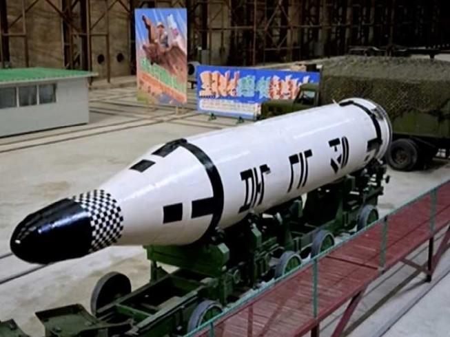 Vũ khí mật KN-11 của Triều Tiên đe dọa Hàn Quốc
