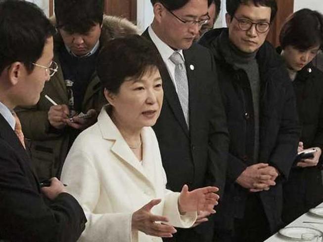 Tổng thống Hàn Quốc quyết không hầu tòa