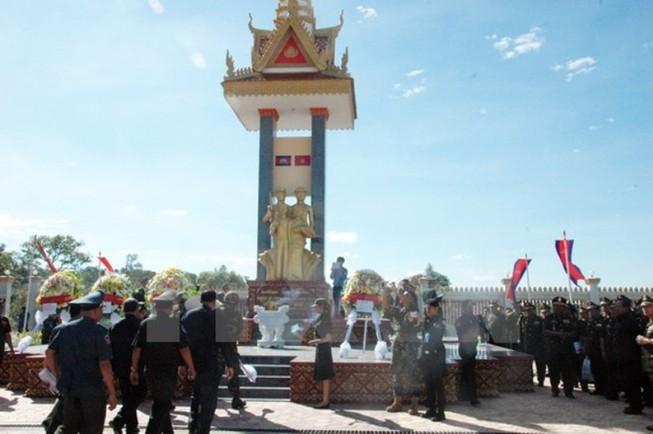Kỷ niệm 38 năm chiến thắng bảo vệ biên giới Tây Nam