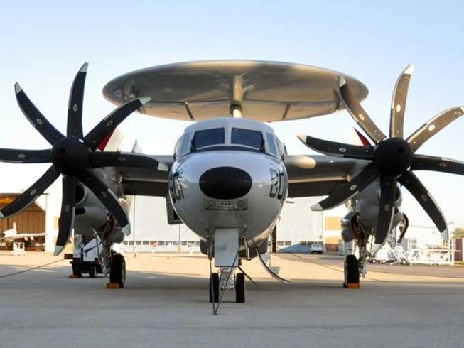 Hải quân Mỹ điều máy bay cảnh báo sớm đến Nhật