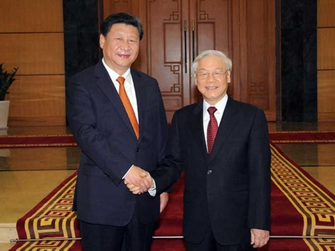 Tổng Bí thư Nguyễn Phú Trọng sẽ thăm chính thức TQ