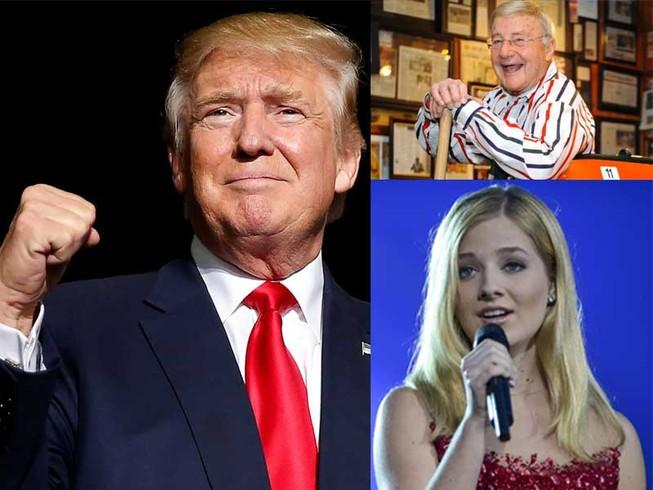 Những điều độc nhất trong lễ nhậm chức của ông Trump