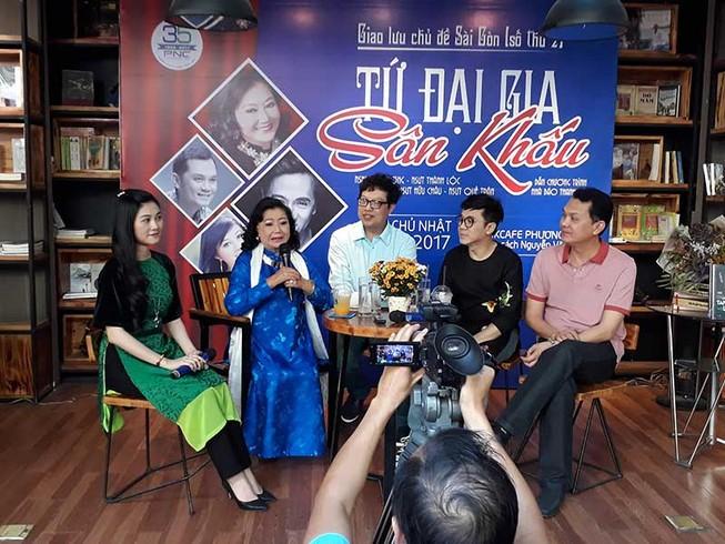 Nghệ sĩ tài danh kể chuyện tết Sài Gòn