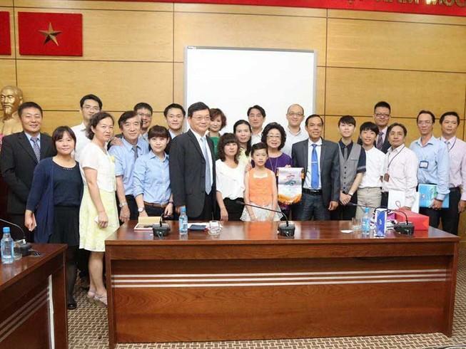 Đài Loan đưa tiếng Việt vào trường học
