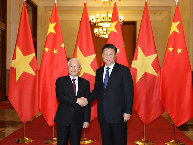 Việt-Trung tăng cường tin cậy, củng cố hữu nghị