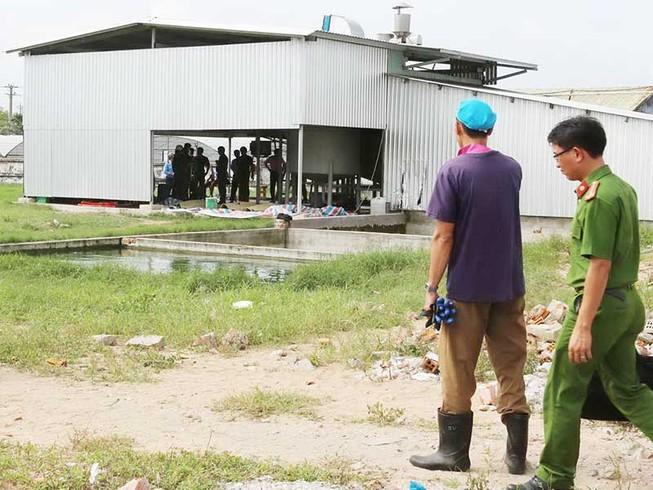 5 người chết thảm trong hầm nước mắm
