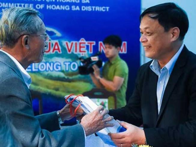 Tiếp tục đấu tranh đưa Hoàng Sa về lại Viêt Nam