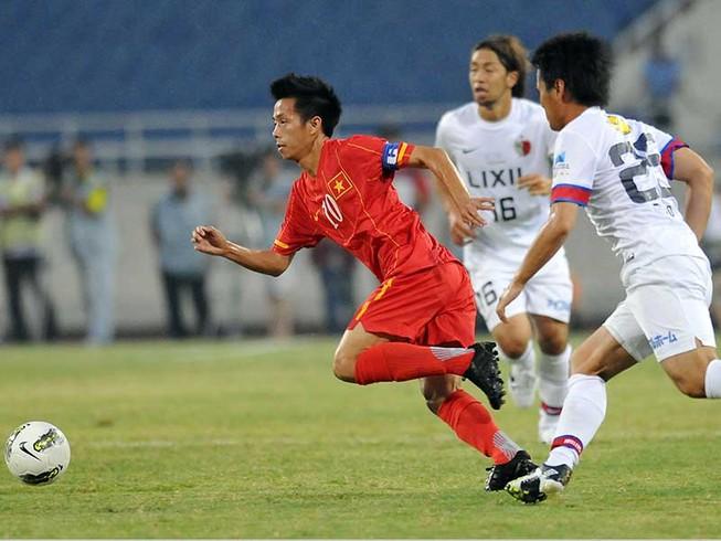 Mục tiêu của bóng đá Việt Nam năm 2017