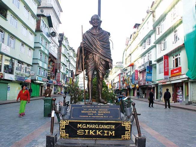 Sikkim vừa đến là thấy thương rồi!