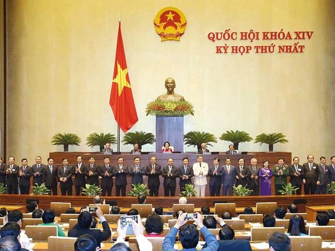 Xây dựng Chính phủ phục vụ dân, doanh nghiệp