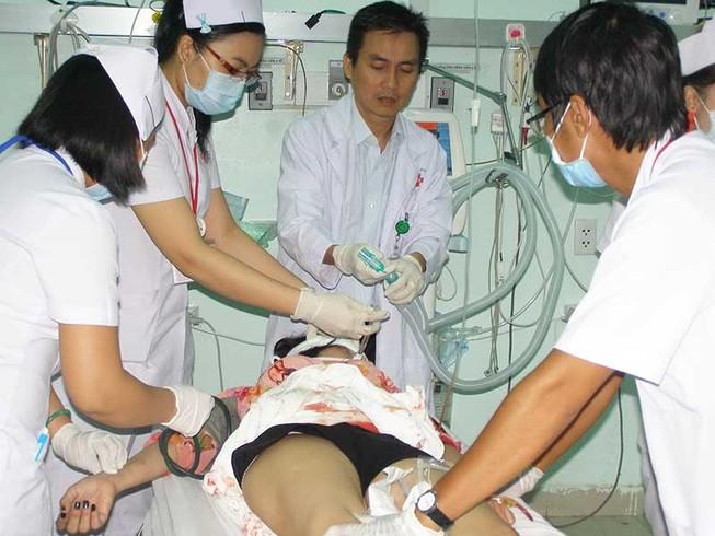 Cứu sống bệnh nhân nguy kịch nhờ 'báo động đỏ'