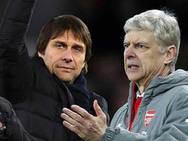 Tấn công trọng tài, Wenger mất cơ hội tái đấu Conte