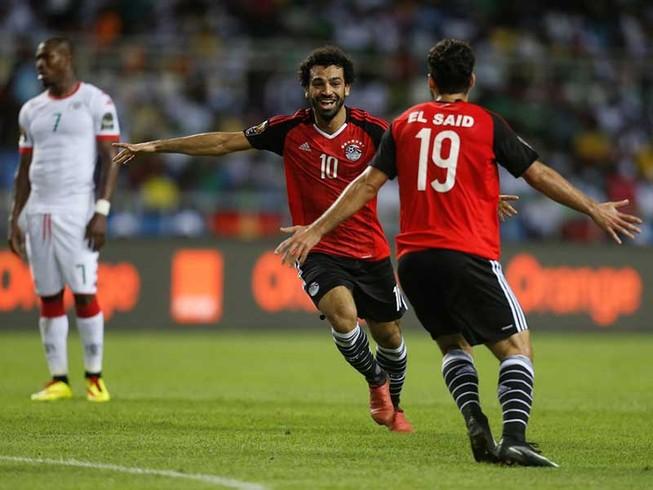 Ai Cập nhắm lần thứ 6 nâng cúp vàng