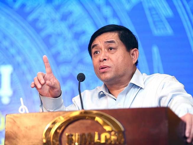 Bộ trưởng KH&ĐT nói về 3 đổi mới có tính quyết định
