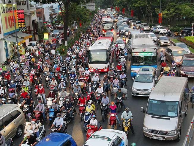 Xây đường mới giải cứu Tân Sơn Nhất
