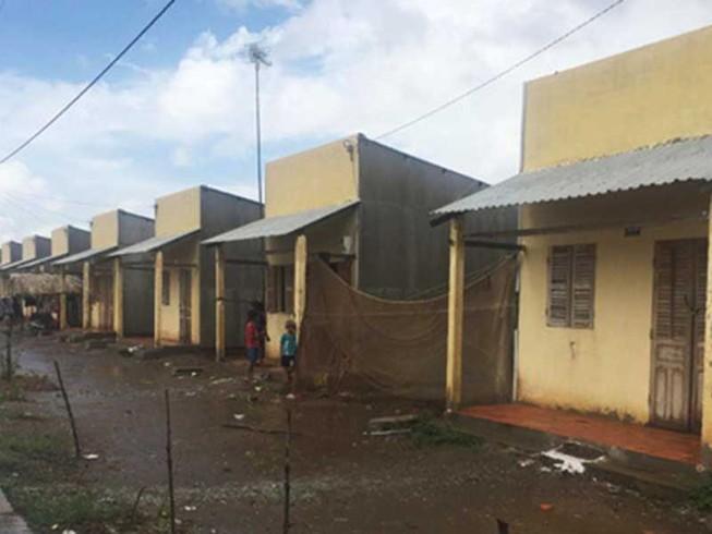 Dự án nhà cho người nghèo sai phạm tiền tỉ