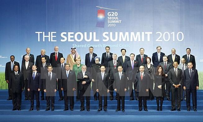 Việt Nam được mời tham dự Hội nghị Thượng đỉnh G20