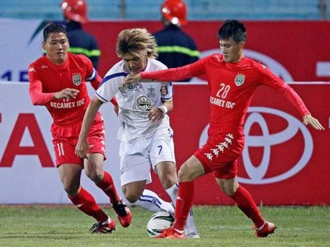 Lào, Campuchia dần qua mặt bóng đá Việt Nam