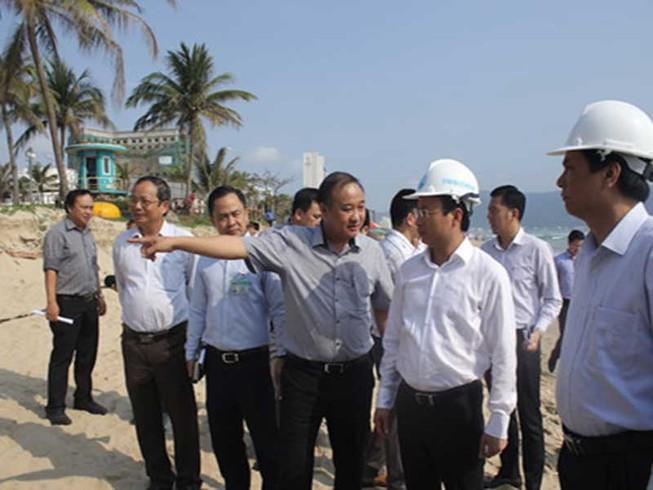 Bí thư Đà Nẵng: Ô nhiễm thế thì ai dám ra biển tắm