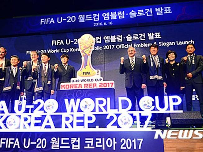 Bốc thăm World Cup U-20: U-20 Việt Nam vào nhóm 4