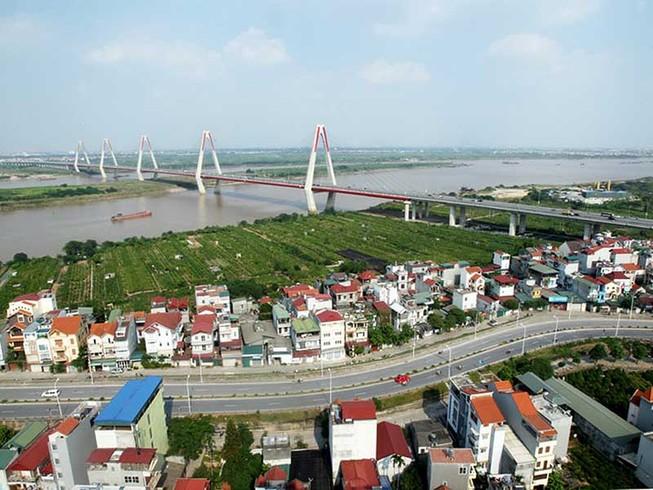 Chưa giao nước ngoài lập quy hoạch sông Hồng