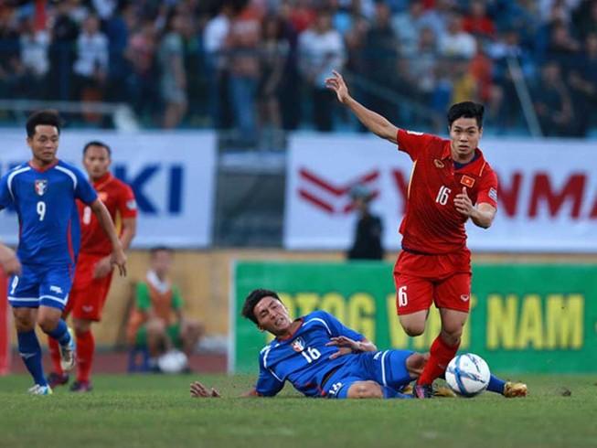 VN-Đài Loan (1-1): Phung phí cơ hội và suýt trả giá