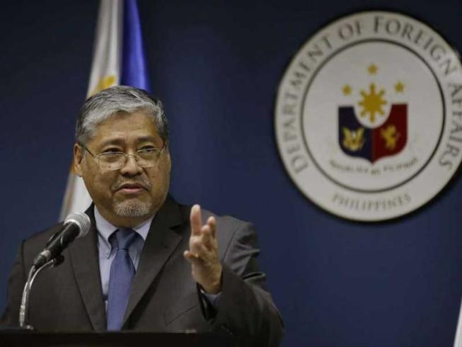 Philippines sẽ không kiện TQ xây dựng tại Scarborough?
