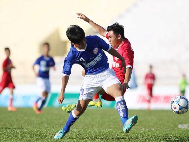 Vòng chung kết U-19 QG 2017: Gay cấn ở bảng A