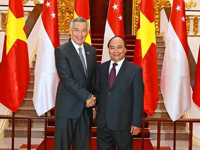 Việt Nam-Singapore quan ngại về khủng bố và cướp biển