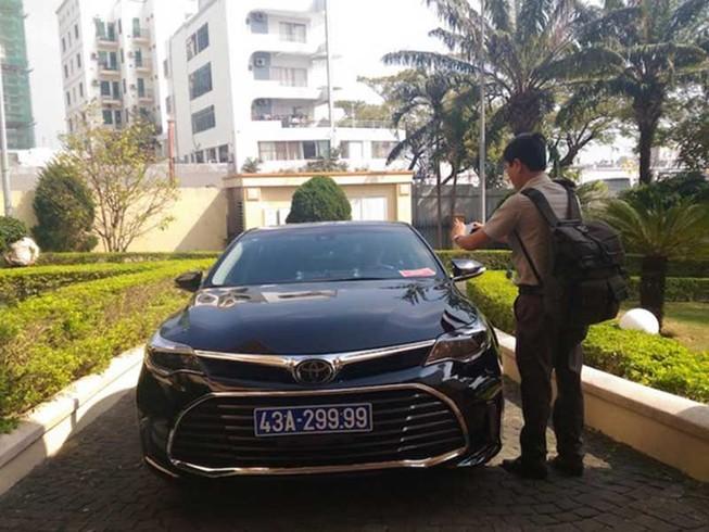 Chất vấn về xe bí thư, nhà chủ tịch Đà Nẵng