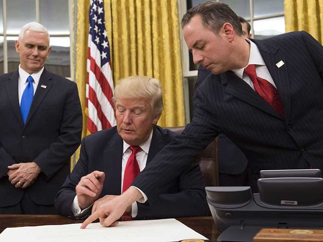 'Kế hoạch B' của ông Trump sau Obamacare