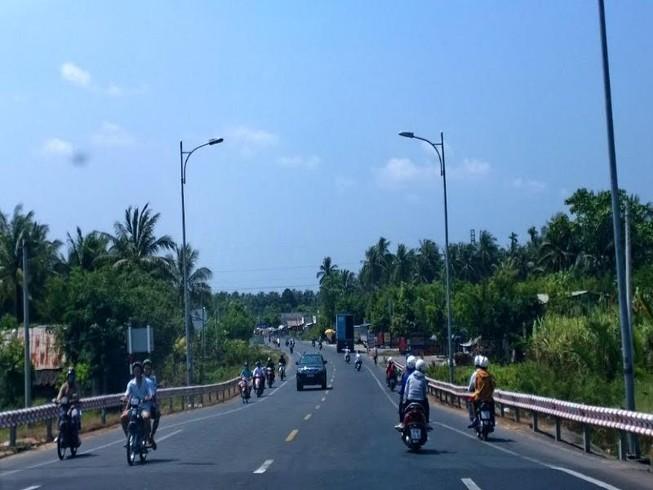 Hơn 1.750 tỉ nâng cấp quốc lộ 60