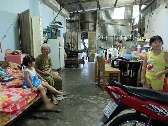 Đại gia đất Sài Gòn... vẫn nghèo