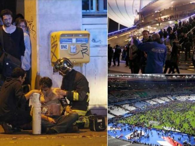 Mối lo khủng bố nhắm vào sân bóng