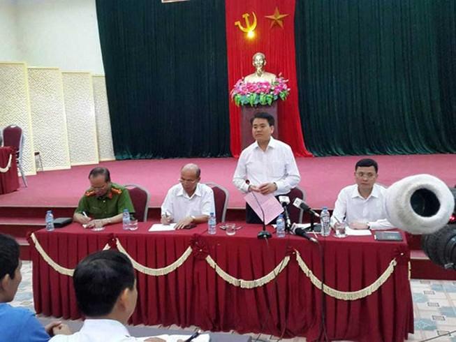Thanh tra toàn diện đất sân bay Miếu Môn