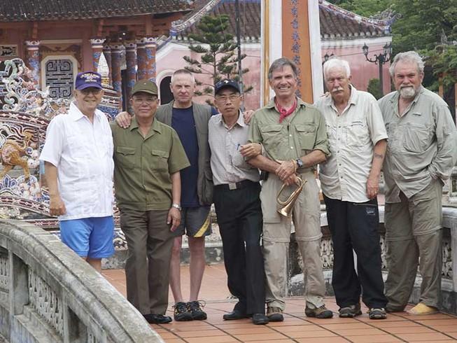 Những người Mỹ kiên trì vì Việt Nam