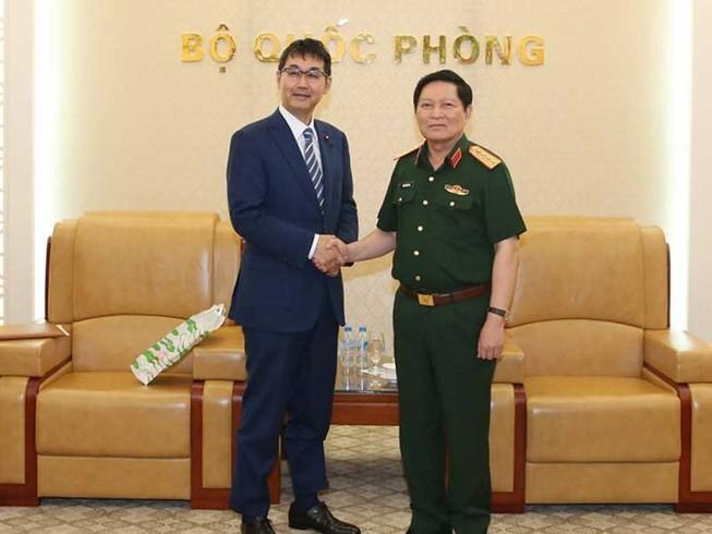 Tăng cường mối quan hệ tốt đẹp giữa Việt Nam - Nhật Bản