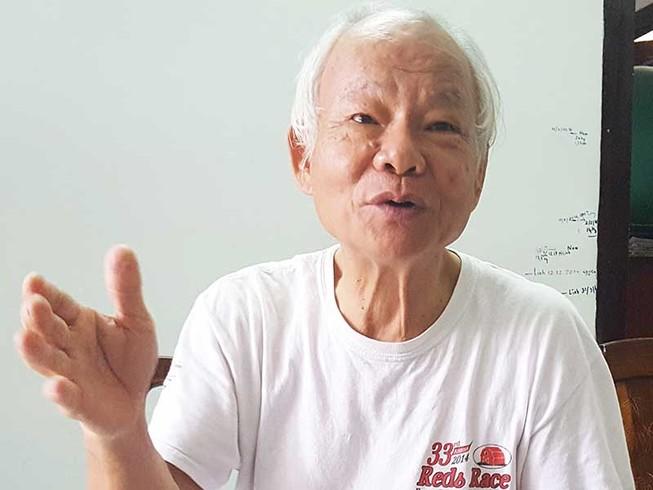 Dự án nhận chìm bùn, cát: TS Nguyễn Tác An bị mạo danh?