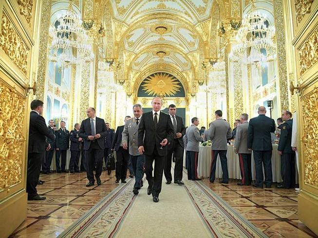 Kho 'vũ khí' chiến tranh thế hệ mới của Nga