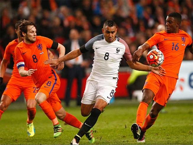 Vòng loại WC 2018: Thụy Điển hụt hơi để Pháp qua mặt