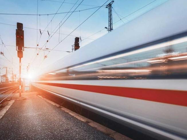 Tàu siêu tốc chạy nhanh gấp ba lần âm thanh
