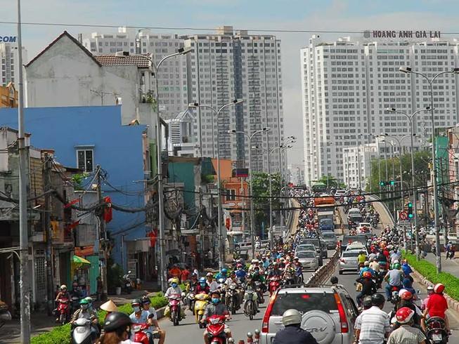 Rà soát khu vực hạn chế xây cao ốc ở TP.HCM
