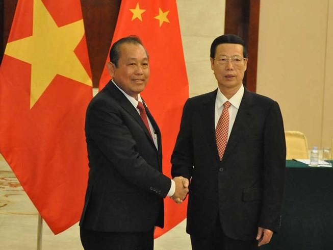 Việt Nam - Trung Quốc: Kiểm soát tốt bất đồng trên biển