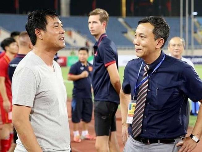 Hỗn loạn bóng đá Việt